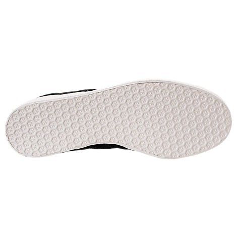 Schuhe Schwarzweißsilber By9363 Damen Kern Adidas Gazelle OXnPw0k8