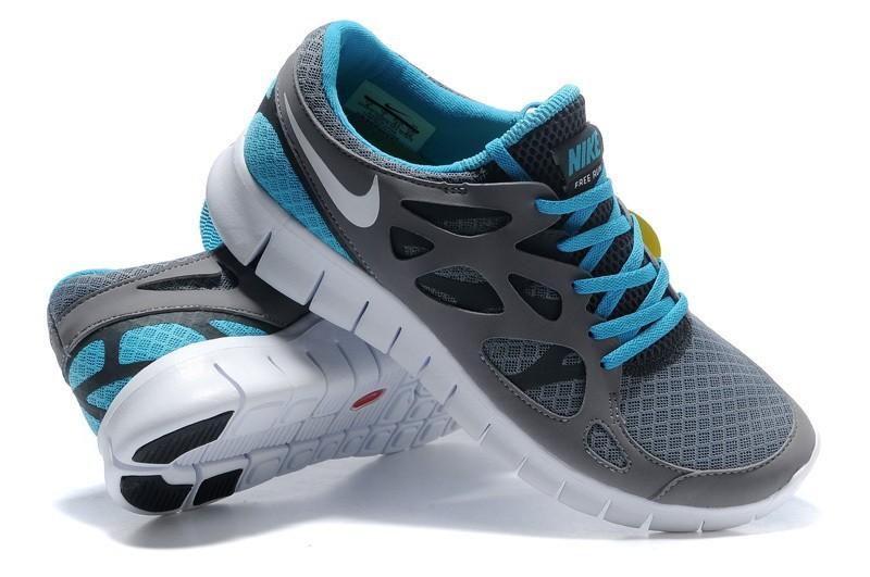 Nike Free Run 2 Damen Blau