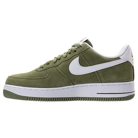 kaufen 2018 Palme Grün/Weiß Herren Nike Air Force 1 Low ...