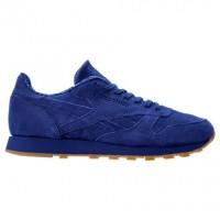 Blau/Gummi Reebok Classic Leder Tdc Männer Schuh Bd3233
