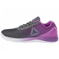 Reebok Crossfit® Nano 7.0 Weave Frauen Alloy/Vicious Violet/Weiß Schuhe