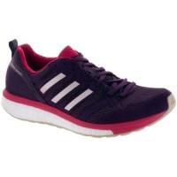 Adidas Adizero Tempo 9 Frauen Rot Nacht/Eisig Rosa/Energie Rosa Schuhe