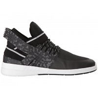 Männer Supra Skytop V Schwarz/Weiß Schuh