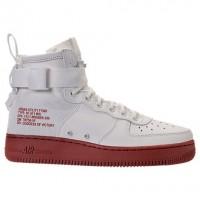 Elfenbein/Mars Stein Herren Nike Sf-Af1 Mid Schuh 917753 100