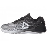 Reebok Crossfit® Nano 7.0 Weave Frauen Weiß/Schwarz/Silber Metallisch Schuhe