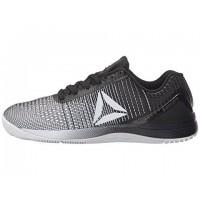 Reebok Crossfit® Nano 7.0 Weave Frauen Weiß/Schwarz/Silber Metallisch Schuhe