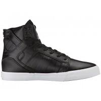 Männer Supra Skytop Schwarz/Weiß Schuh