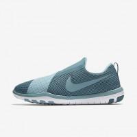Rauchig Blau Weiß Mica Blau Nike Free Connect Damen Schuhe 843966-004