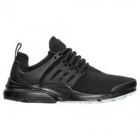 Nike Air Presto Premium Frauen Schuhe 878071 006 Schwarz/Blau Farbton