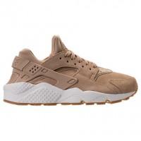 Frauen Nike Air Huarache Run Sd Sneaker Aa0524 200 Pilz/Gipfel Weiß/Gummi Licht Braun