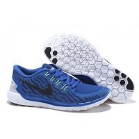 Saphir Schwarz Herren Nike Free 5.0 V2 Schuhe