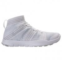 Weiß/Grau Weiß/Volt Herren Nike Free Train Instinct 2 Schuhe 898052 100