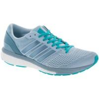 Adidas Adizero Boston 6 Frauen Einfach Blau/Taktil Blau/Energie Blau Schuhe
