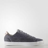 Adidas Adidas Neo Adidas Cg5754 Cloudfoam Daily Qt Clean Damen Grau Vier/Nützlichkeit Schwarz Schuhe