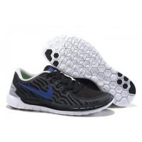 Nike Free 5.0 V2 Männer Schwarz Saphir