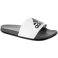 Männer Adidas Adilette Cf+ C Weiß/Eisen Metallisch/Vista Grau Flip Flop