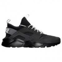Nike Air Huarache Run Ultra Männer Sneaker 819685 004 Fluoreszierend Grün/Schwarz/Weiß