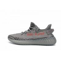 Adidas Yeezy Boost 350 V2 Beluga/Grau/Rot Damen/Herren Schuhe