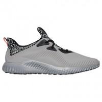 Herren Adidas Alphabounce Klar Grau/Metallisch Silber Schuh Aq8214