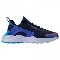 Nike Air Huarache Run Uitra Rs Damen Schuhe Aa0520 400 Mitternacht Marine/Komet Blau/Blau Farbton