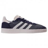 Adidas Originals Gazelle Primeknit Männer Schuhe By9779 Nem Nemesis/Aus Weiß/Kreide Weiß
