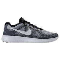 Herren Wolf Grau/Aus Weiß/Grau Weiß Nike Free Rn Schuhe 880839 002