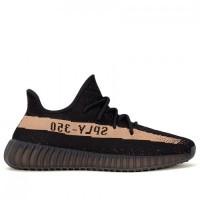 Damen/Herren Adidas Kanye West Yeezy Yeezy Boost 350 V2 Schwarz