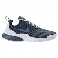 Nike Presto Fly Ultra Se Herren Schuhe 908020 100 - Weiß/Waffenkammer Blau/Schwarz