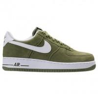 Palme Grün/Weiß Herren Nike Air Force 1 Low Sneaker 315122 306
