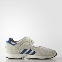 Herren Adidas Originals Hamburg Technik Grau/Blau Schuh