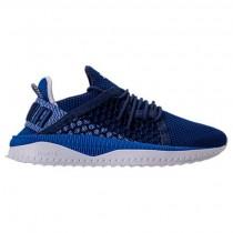 Lapis Blau/Blau Tiefe/Puma Weiß Herren Puma Tsugi Netfit Sneaker 36462903