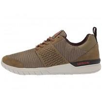 Olive/Stein Supra Scissor Männer Sneaker