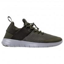Cargo Khaki/Wolf Grau/Olive Männer Nike Free Rn Commuter Sneaker 880841 301