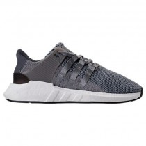 Herren Adidas Eqt Boost Support 93/17 Schuhe By9511 Grau