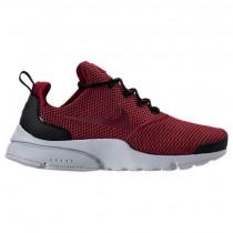 Schwarz/Mannschaft Rot/Platin Männer Nike Presto Fly Ultra Se Sneaker 908020 003