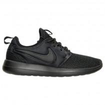 Damen Alle Schwarz Nike Roshe Two Schuh 844931 010
