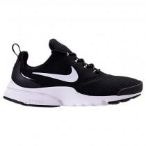 Herren Nike Presto Fly Schuh 908019 002 Schwarz/Weiß