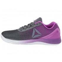Reebok Crossfit® Nano 7.0 Weave Frauen Alloy/Vicious Violet/Weiß Schuhe
