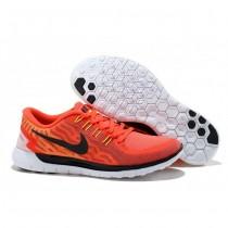 Rot Schwarz Nike Free 5.0 V2 Herren Schuhe