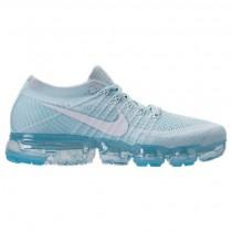 Licht Blau Blau/Weiß/Grau Weiß Herren Nike Air Vapormax Flyknit Schuh 849558 404