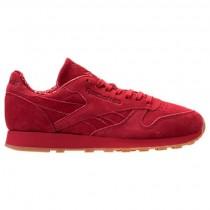 Reebok Classic Leder Tdc Rot/Gummi Männer Sneaker Bd3231