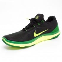 Schwarz/Grün/Lime Herren Nike Free Trainer V7 Frühling Spiel Schuhe