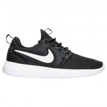 Damen Nike Roshe Two Schuh 844931 007 Schwarz/Weiß