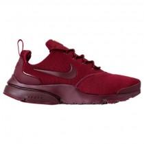 Männer Nike Presto Fly Schuhe 908019 603 - Mannschaft Rot/Dunkel Rot