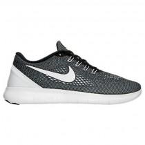 Männer Nike Free Rn H Schwarz/Weiß/Schwarz Schuhe 889121 001