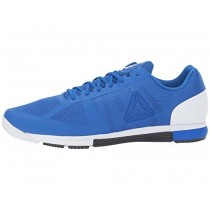 Vital Blau/Schwarz/Weiß/Ash Grau/Silber Reebok Crossfit® Speed Tr 2.0 Männer Schuhe