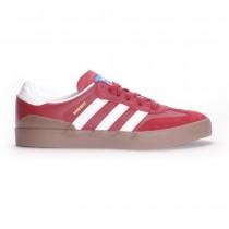 Adidas Busenitz Vulc Rx (Kollegium Burgund/Weiß/Gummi) Männer Schlittschuh Schuhe