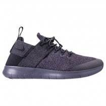 Herren Nike Free Rn Commuter Premium Aa2430 001 Lite Carbon/Pomegranate Rot Schuhe