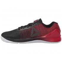 Männer Reebok Crossfit® Nano 7.0 Weave Schwarz/Weiß/Primal Rot Schuhe