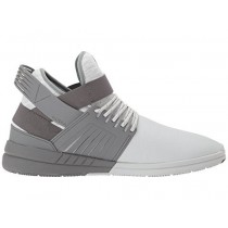 Herren Supra Skytop V Licht Grau/Grau Schuhe